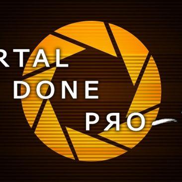 Portal Done Pro-er