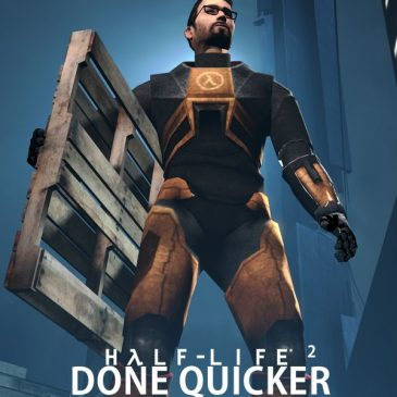 Half-Life 2: Done Quicker Premiere Announcement