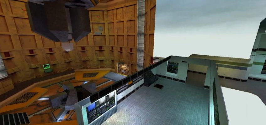 Half-Life: Source Done Quick speedrun premiere